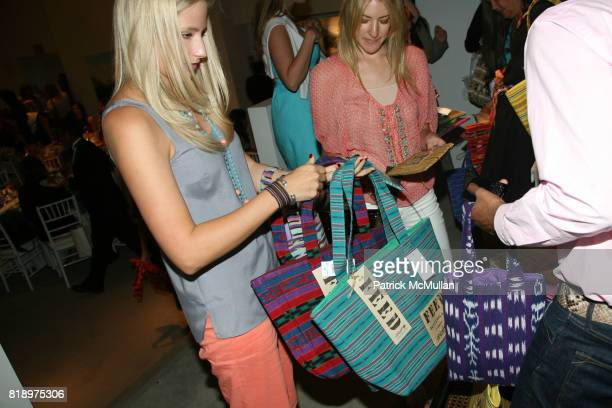 Shopping at LORD TAYLOR Mother/Daughter Tea for FEED with LAUREN BUSH and ELLEN GUSTAFSON at Lord Taylor on May 7 2010 in New York City