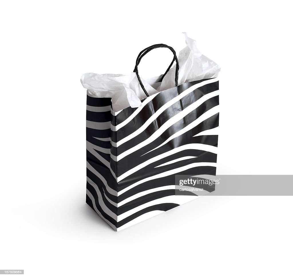 Shopping Bag w/clipping path