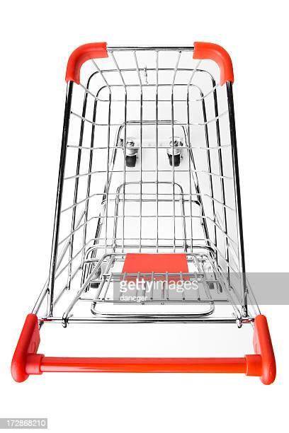 Einkaufswagen oder Trolley