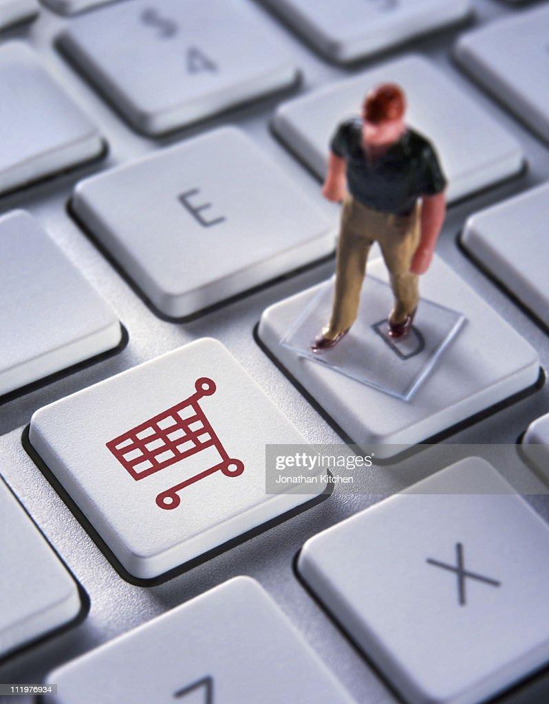 Shopping Cart : Stock Photo
