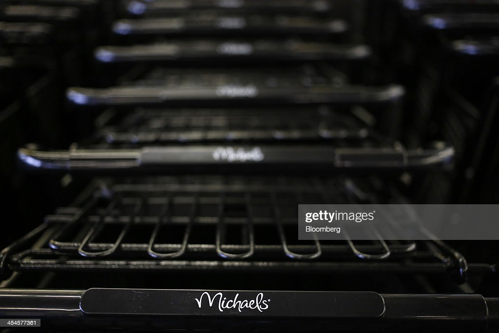 Customers Shop At A Michaels Craft Store Photos and Images Getty