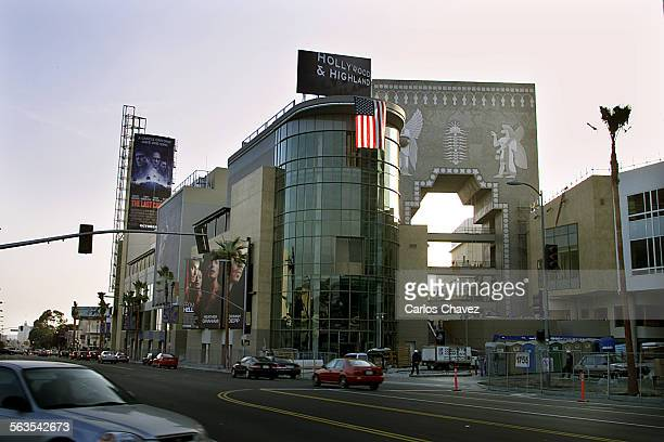 Shopping center on Highland Ave and Hollywood Blvd in Hollywood is one of two pro jests of developer Trizechahn Digital Image