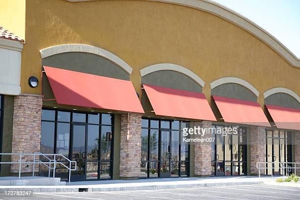 Shopping Center (vazio