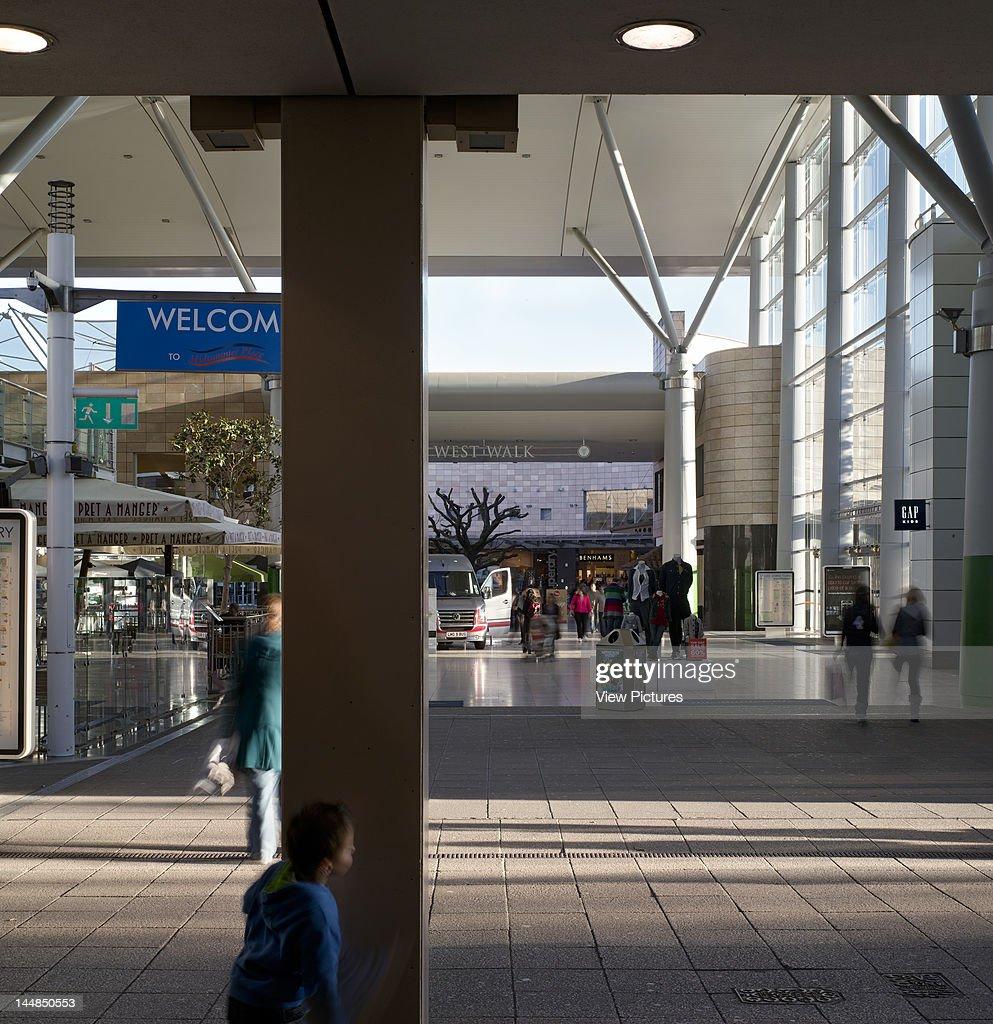 Shopping Centre, 24 Silbury Arcade, Milton Keynes, Buckinghamshire, United Kingdom, Architect: Derek Walker, 1979, Shopping Centre, Derek Walker Architects, Milton Keynes, Uk, 1979, Midsummer Place Interior