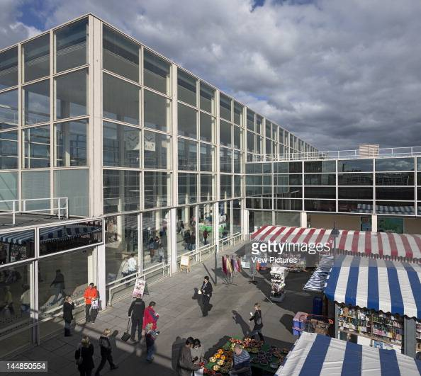 Shopping Centre 24 Silbury Arcade Milton Keynes Buckinghamshire United Kingdom Architect Derek Walker Shopping Centre Derek Walker Architects Milton...