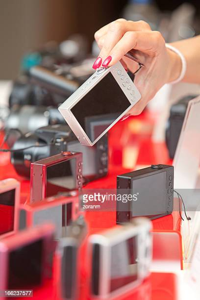 Shopping for camera