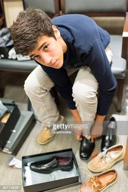 Compras para sapatos
