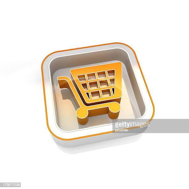 Einkaufszentrum Symbol