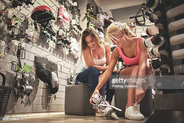 Shopping in-store