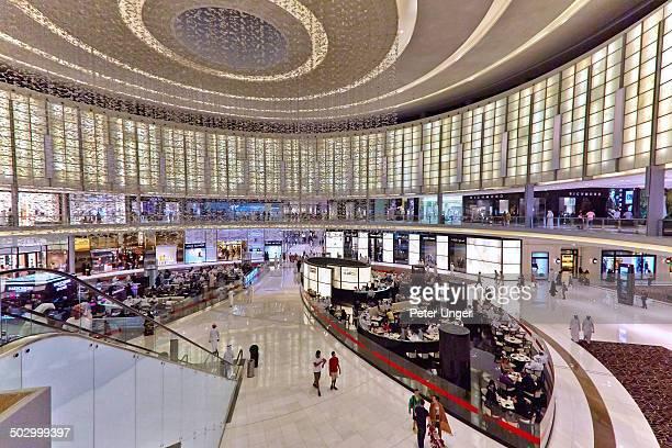 Shopping in The Dubai Mall