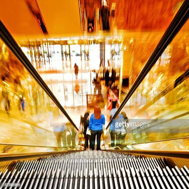 Centro commerciale di New York
