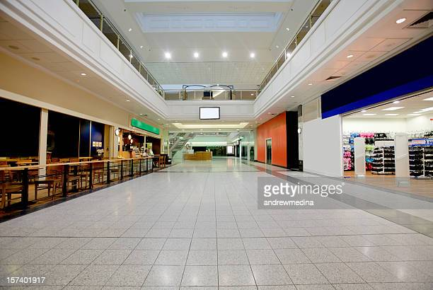 Shopping Mall-Related Images in Lightboxes Below