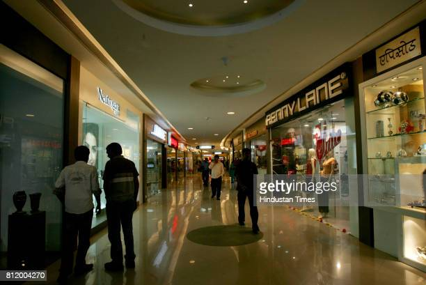Shopping Malls High Street Phoenix Miill at Lower Parel in Mumbai