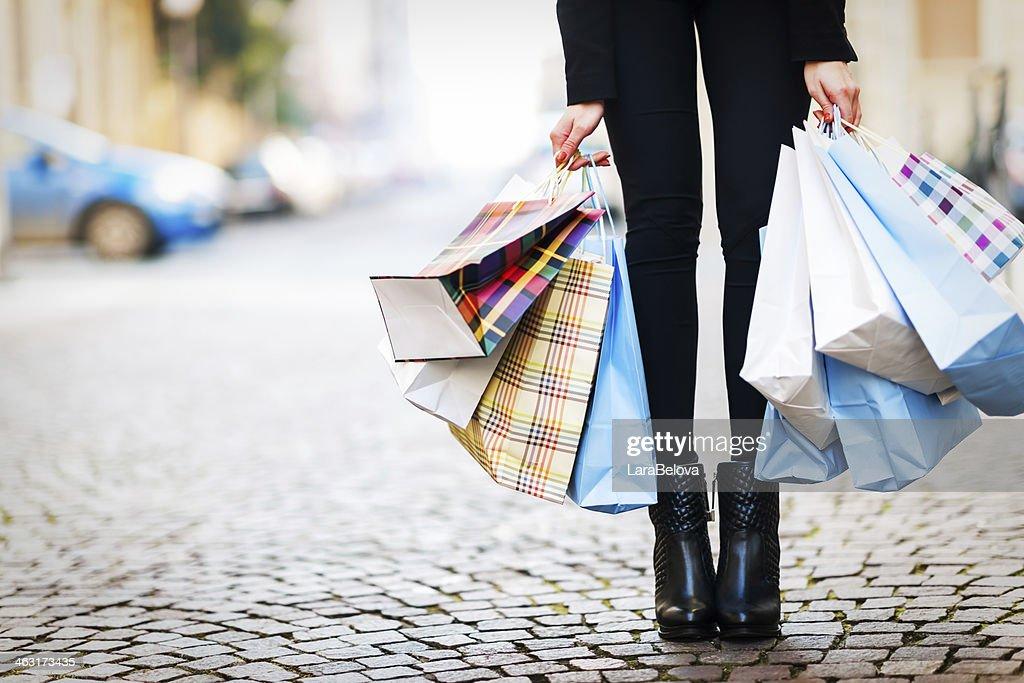 Shopping : Stock Photo