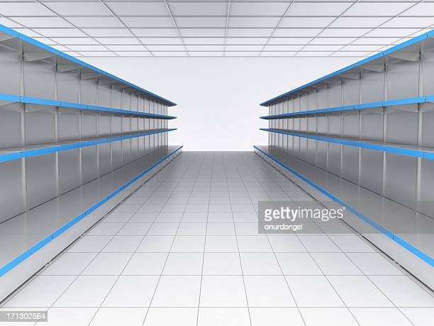 Shopping Shelves