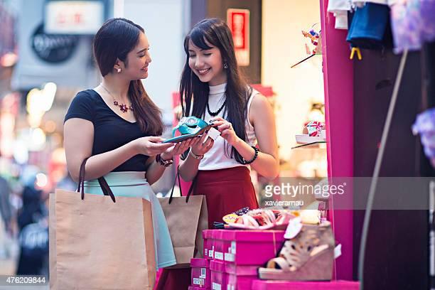 ショッピングの靴