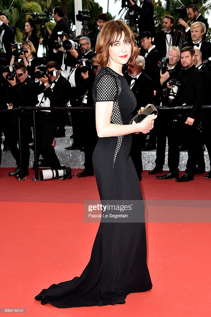 Short film Jury Member MarieJosee Croze attends the closing ceremony of the 69th annual Cannes Film Festival at the Palais des Festivals on May 22...