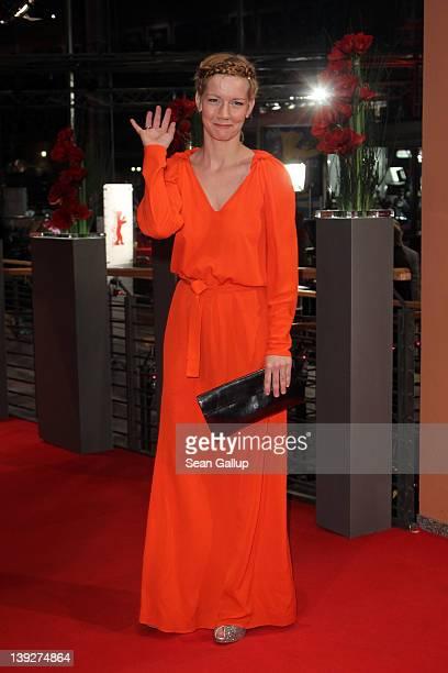 Short Movie jury member Sandra Hueller attends the Closing Ceremony during day ten of the 62nd Berlin International Film Festival at the Berlinale...
