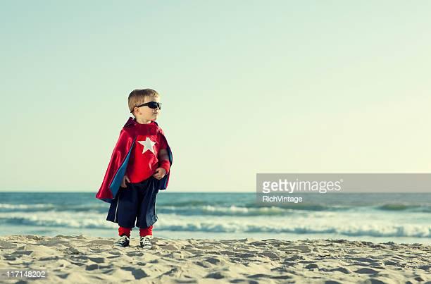 Short super-héros