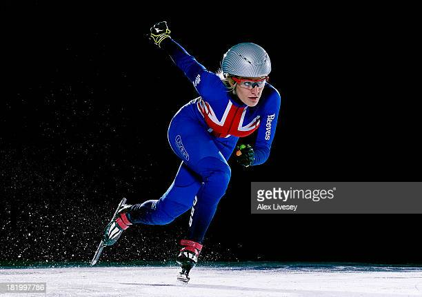 Elise Christie Stock Photos and Pictures