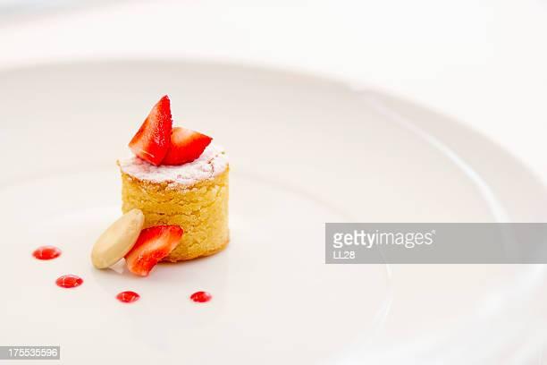 Shortcake dessert