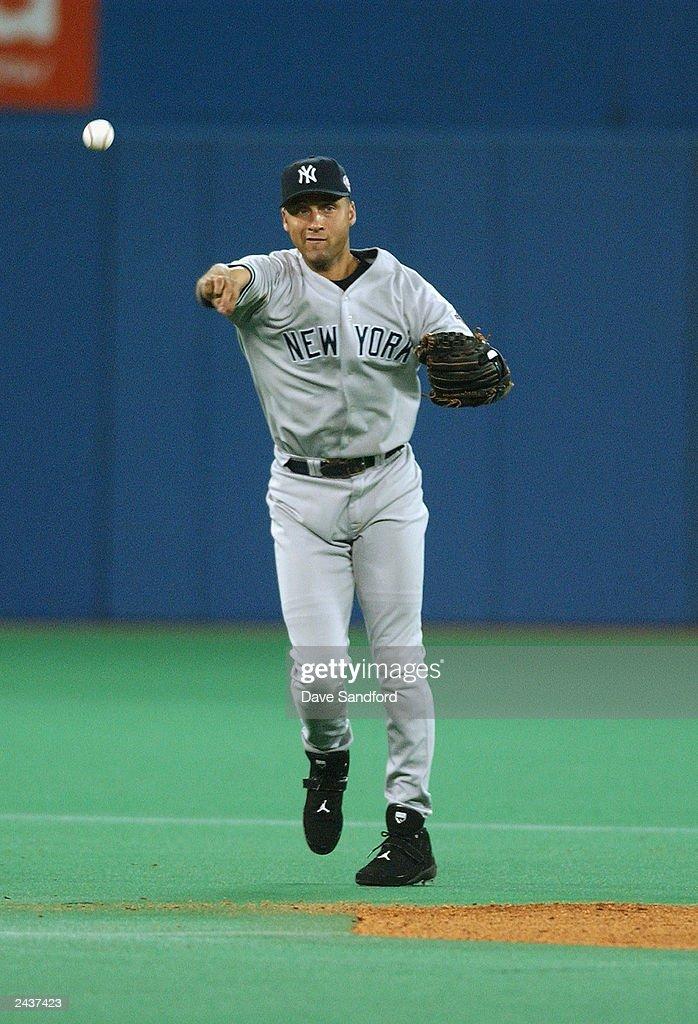 Yankees v Blue Jays s and