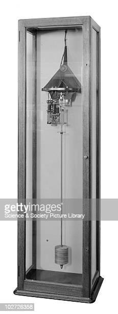 Shortt free pendulum clock 19211924 Made Shortt free pendulum clock 19211924 Made by the Synchronome Company Ltd of London This type of clock was...