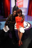 Shorty da Prince and Ms Mykie host BET's '106 Park' at BET Studios on December 5 in New York City