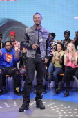 Shorty Da Prince at BET's 106 Park Studio on March 18 2013 in New York City
