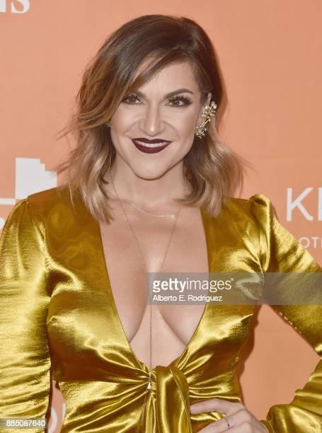 Shoshana Bean attends The Trevor Project's 2017 TrevorLIVE LA on December 3 2017 in Beverly Hills California