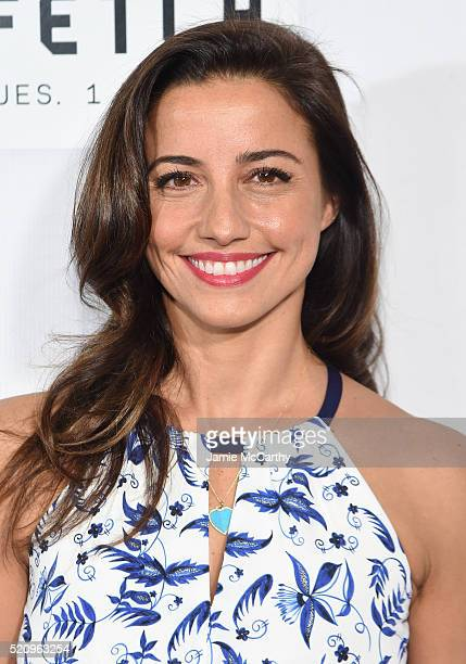 Shoshanna Lonstein at 'The First Monday In May' World Premiere 2016 Tribeca Film Festival Opening Night at John Zuccotti Theater at BMCC Tribeca...