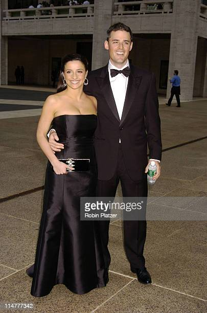 Shoshanna Lonstein Gruss and husband during 65th Annual American Ballet Theatre Spring Gala at The Metropolitan Opera House at Lincoln Center in New...