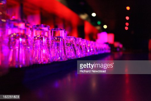 Shot glasses : Stock Photo