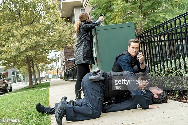 D 'A Shot Heard Around The World' Episode 408 Pictured Jesse Lee Soffer as Jay Halstead