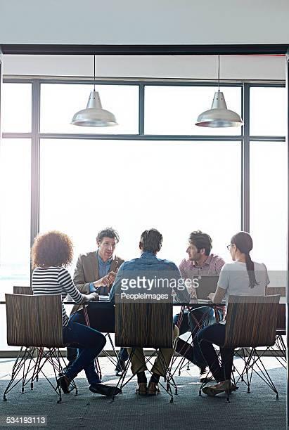 Il tavolo rotondo di grandi idee