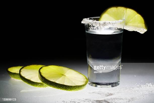 Tequila, lima, sal