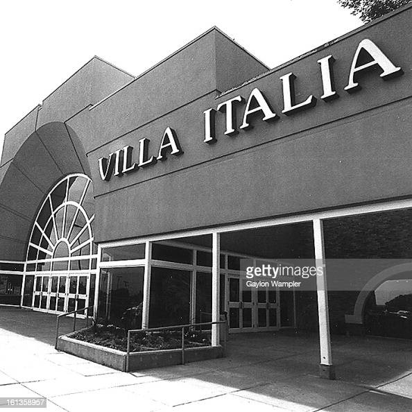 Shooting In Colorado Mall: Villa Italia Shopping Center Stock Photos And Pictures