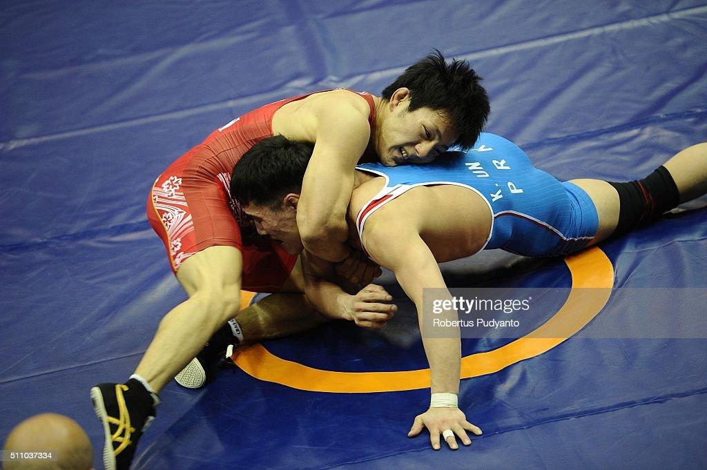 Wrestling Asian Championship 2016