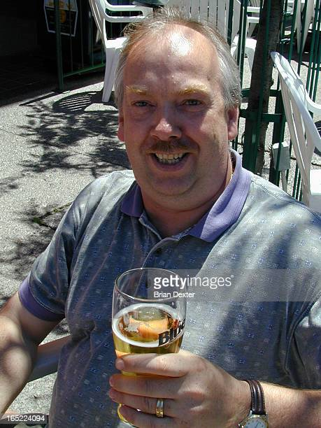 Shots of eight beer drinkers at pubs and cafes in TO for Dexter story to go in Special SeEctions Beer Supplement Maninthestreet type story witu...