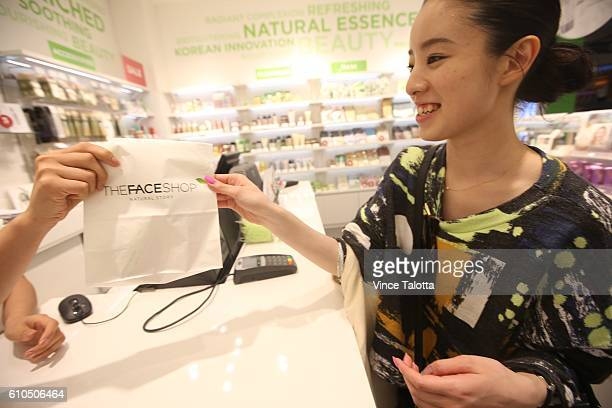 Shots of The Face Shop Koreabased beauty company located in the Eaton Centre Korean beauty products are now an industry leader thanks to government...