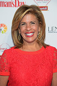 Show Anchor Hoda Kotb attends the Woman's Day Red Dress Awards on February 10 2015 in New York City