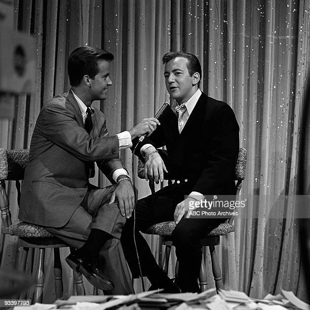 BANDSTAND 'Show Coverage' 10/17/64 Dick Clark Bobby Darin