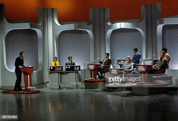 ASK Show Coverage 10/28/68 Host Lloyd Thaxton Glenn Ford Rose Marie Jan Murray Paul Lynde Chelsea Brown on the ABC Television Network game show...