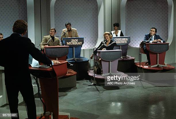 ASK Show Coverage 10/28/68 Host Lloyd Thaxton Paul Lynde Jan Murray Rose Marie Chelsea Brown Marty Ingels on the ABC Television Network game show...