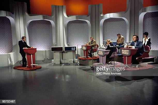ASK Show Coverage 10/28/68 Host Lloyd Thaxton Paul Lynde Rose Marie Jan Murray Marty Ingels Chelsea Brown on the ABC Television Network game show...