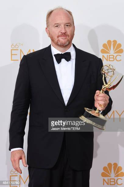 Show creator actor Director Executive Producer Louis CK winner of the Outstanding Writing for a Comedy Series Award for Louie