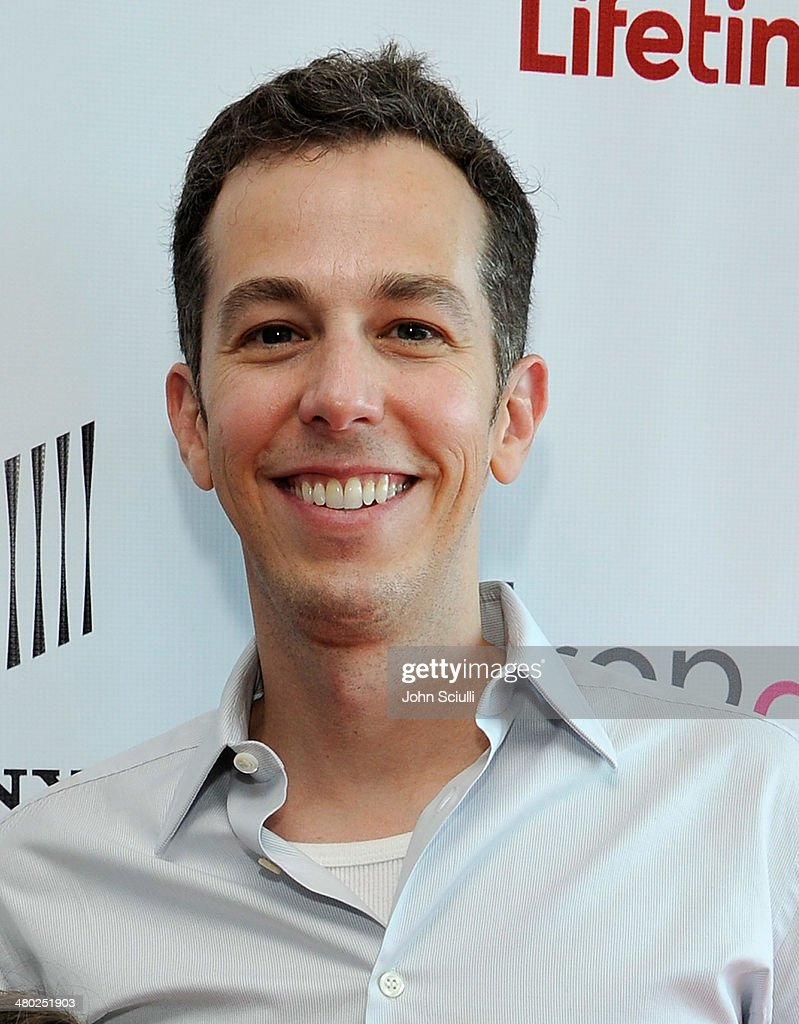 Show creator Josh Berman attends the 'Drop Dead Diva' final season premiere party on March 23, 2014 in West Hollywood, California.