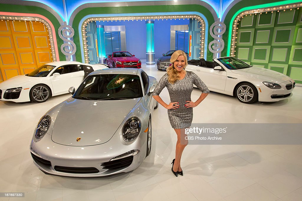 Show #6502k -- Daytime Emmy Award-winning game show THE PRICE IS RIGHT, daytime's #1-rated series and the longest-running game show in television history, will feature its first ever 'Dream Car Week,' beginning Monday, Nov. 18, (11:00 AM-12:00 Noon, ET; 10:00-11:00 AM, PT) on the CBS Television Network. Model Rachel Reynolds is shown.