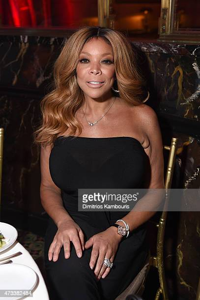 TV show host Wendy Williams appears at the 13th Annual Operation Smile Event Hosted By Kate Walsh With Special Guest Eli Manning Honoring Johnson...