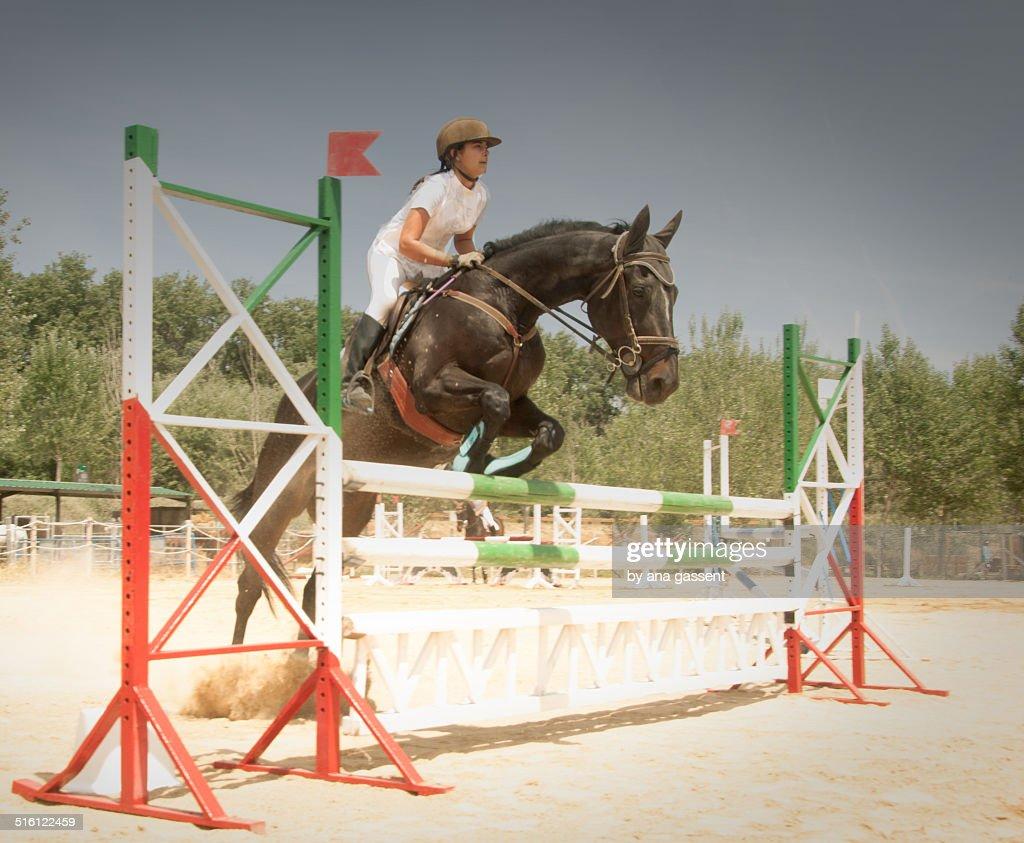 Show jump